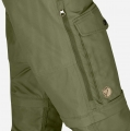 Fjallraven Gaiter Trousers No.1  83253 620 Green c