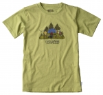 KIDS CAMPING FOXES T-SHIRT