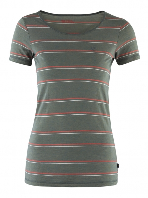 HIGH COAST STRIPE T-SHIRT W