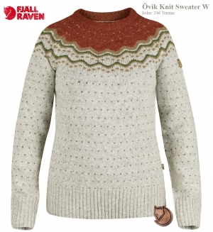 OVIK KNIT SWEATER W
