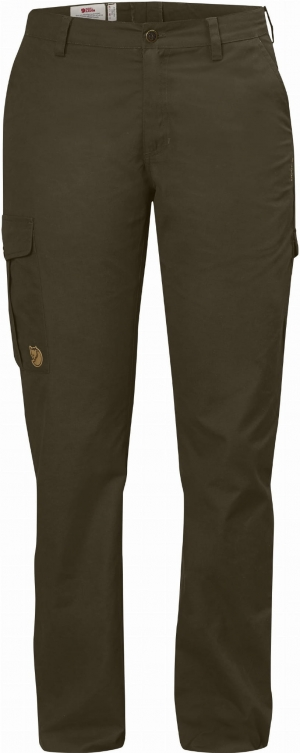 OVIK TROUSERS CURVED W