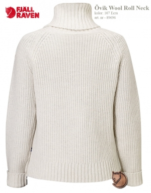 OVIK WOOL ROLL NECK