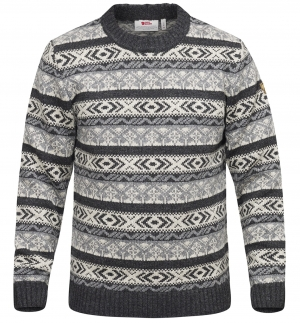 OVIK FOLK KNIT SWEATER