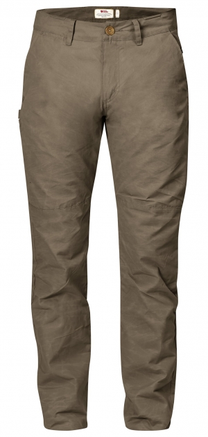 SORMLAND TAPERED TROUSERS