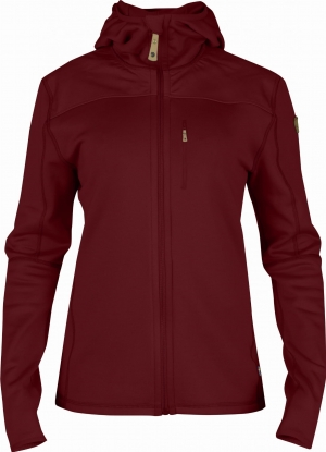 KEB FLEECE JACKET W