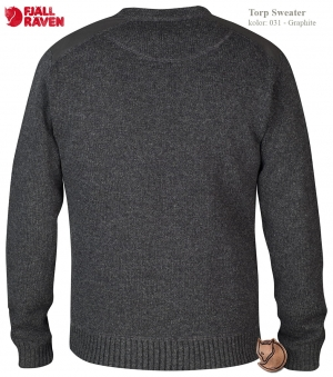 TORP SWEATER - SWETER WEŁNANY