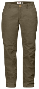SORMLAND TAPERED TROUSERS W
