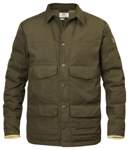 SORMLAND DOWN SHIRT JACKET