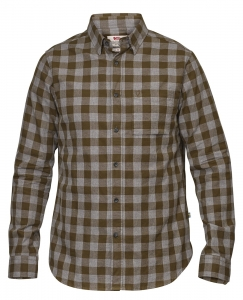 OVIK CHECK SHIRT LS