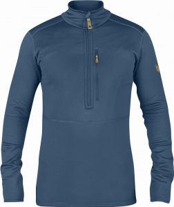 KEB FLEECE HALF ZIP