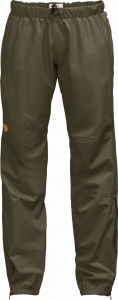 ABISKO ECO-SHELL TROUSERS W