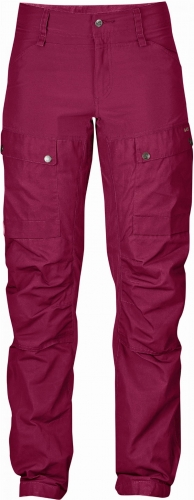 Keb Trousers W Short, kolor: 420 Plum.