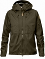 Keb Eco-Shell Jacket W, kolor: 633 - Dark Olive