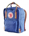 Kanken Rainbow, kolor: 527-907 - Deep Blue/Rainbow Pattern