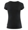 Keb Wool T-Shirt Print W, kolor: 550 - Black