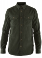 Ovik Cord Shirt, kolor: 662 - Deep Forest