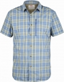 Abisko Hike Shirt SS, kolor: 519 - Uncle Blue