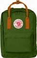 "Fjallraven Kanken Laptop 13"", kolor 615 Leaf Green/Burnt Orange"