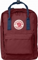 "Fjallraven Kanken Laptop 13"", kolor 326 Ox Red/Royal Blue"