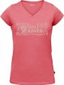 Logo Stamp T-Shirt W, kolor: 319 - Peach Pink