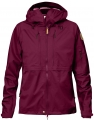 Keb Eco-Shell Jacket W, kolor 420 - Plum