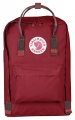 "Kanken Laptop 15"", kolor: 325-915 Deep Red / Random Blocked"