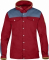 Greenland No. 1 Special Edition Fjallraven, kolor: 325-520 Deep Red-Uncle Blue