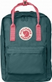 "Fjallraven Kanken Laptop 13"", kolor 660 Frost Green/Peach Pink"