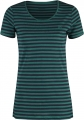 High Coast Stripe T-Shirt W, kolor: 647 - Copper Green.