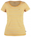 High Coast Stripe T-Shirt W, kolor: 205 - Seashell Orange.
