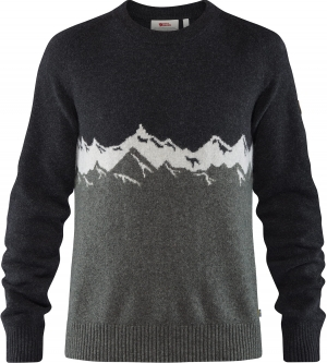 GREENLAND RE-WOOL VIEW SWEATER