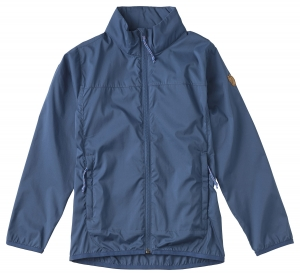 KIDS ABISKO WINDBREAKER JACKET