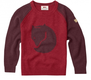 KIDS FOX SWEATER