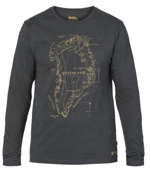 GREENLAND PRINTED LONG SLEEVE