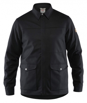 GREENLAND RE-WOOL SHIRT JACKET