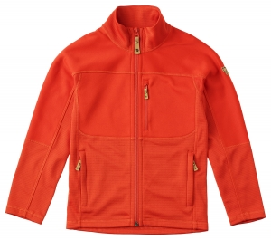 KIDS ABISKO TRAIL FLEECE