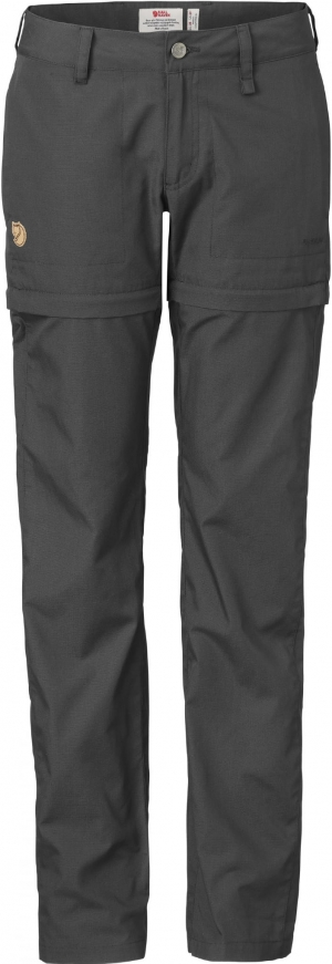 ABISKO SHADE ZIP-OFF TROUSERS W REGULAR