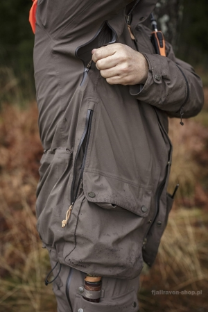 VARMLAND ECO-SHELL JACKET