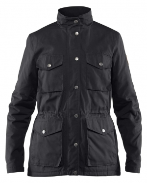 RAVEN PADDED JACKET W