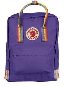 KANKEN RAINBOW - 580-907 PURPLE/RAINBOW PATTERN