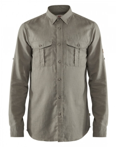 OVIK TRAVEL SHIRT LS