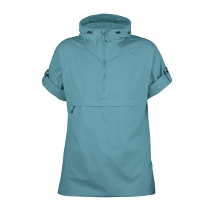 HIGH COAST HOODED SHIRT SS W