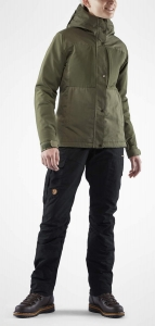 OVIK STRETCH PADDED JACKET W