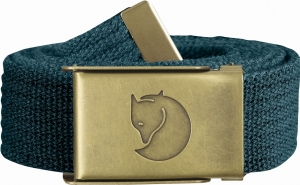 CANVAS BRASS BELT 3cm