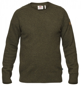 OVIK RE-WOOL SWEATER