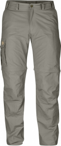 KARL ZIP OFF MT TROUSERS - SPODNIE PODRÓŻNE