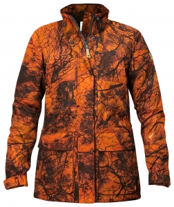 BRENNER PRO PADDED JACKET CAMO W