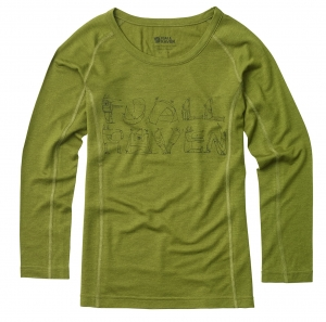 KIDS TRAIL TOP LS