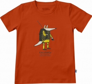 KIDS TREKKING FOX T-SHIRT