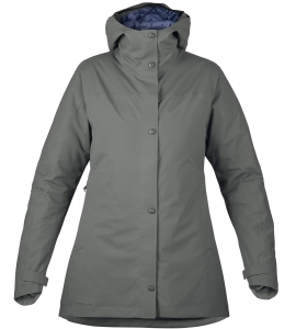 HIGH COAST ECO-SHELL PADDED PARKA W